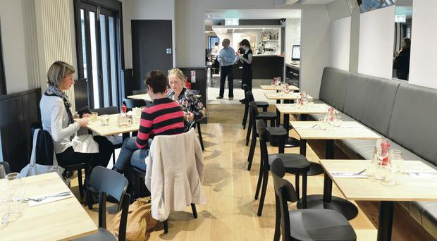 Hadskis in Belfast is a new entry in the Waitrose Good Food Guide. The restaurant is owned by James Street South owner Niall McKenna