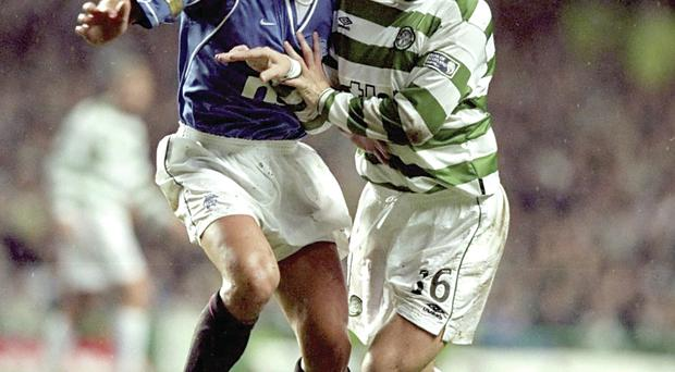 Old Firm games are always highly-charged