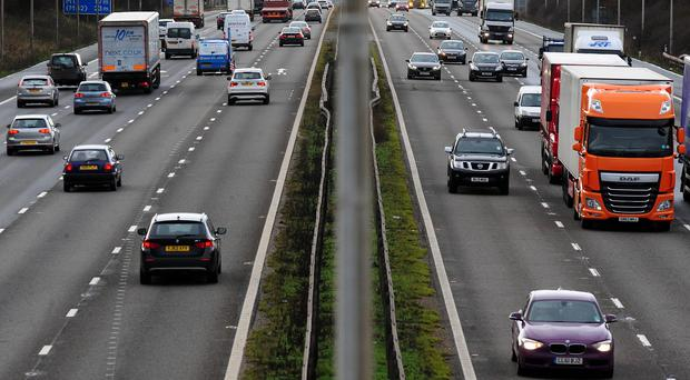 Drivers speeding, using mobiles and not wearing seatbelts, will be fined £60 and get three penalty points