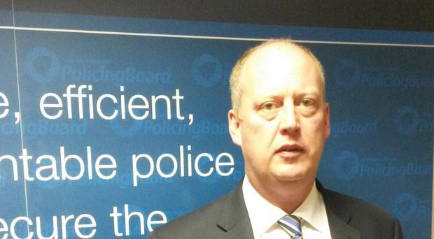 PSNI chief constable George Hamilton said he would pass a file to the Public Prosecution Service in a bid to reassure the public