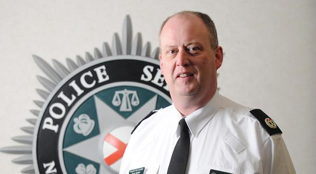 Funds dedicated to investigating the past could be reduced due to potential budget cuts, PSNI chief constable George Hamilton said (PSNI/PA)