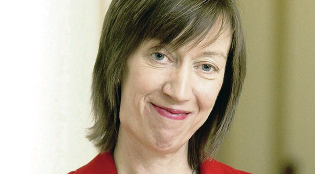 Evelyn Collins is chief executive of the Equality Commission for Northern Ireland