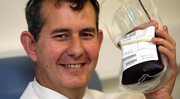 Edwin Poots suggested he would not receive a fair Appeal Court hearing after his ban on gay male blood donors was criticised by a judge