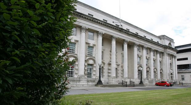 Kevin Concannon pleaded guilty at Belfast Crown Court