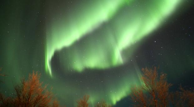 Parts of the UK are in line to see the Northern Lights, experts say