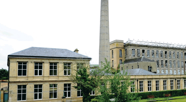 Margaret Loughrey bought Herdman's Mill with her lottery windfall