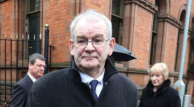 Alan Black is the only survivor of those killed in the Kingsmill shooting