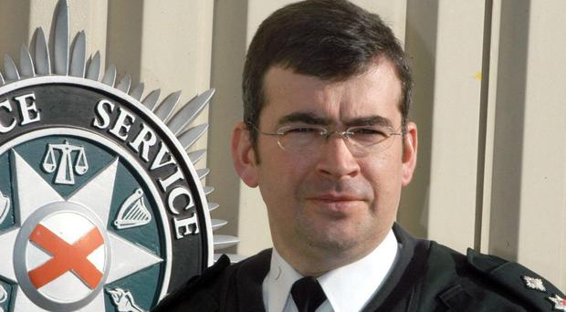 Drew Harris has been appointed Northern Ireland's Deputy Chief Constable