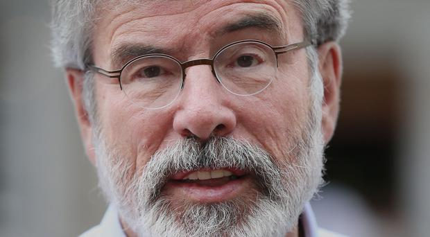 Sinn Fein has been accused of failing to support a senior police appointment because of the arrest of Gerry Adams