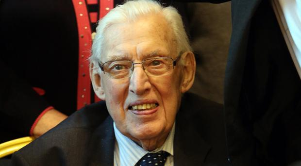 Ian Paisley's son has criticised his father's detractors