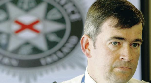 Drew Harris, who was yesterday appointed PSNI Deputy Chief Constable, sanctioned the arrest of Gerry Adams