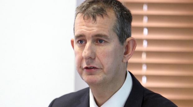 Health Minister Edwin Poots welcomed the planning approval