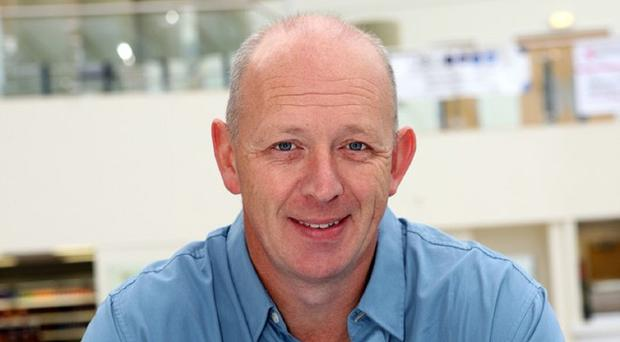 John McIlwaine, a forensic archaeologist with the University of Bradford who died suddenly last night at the age of 49