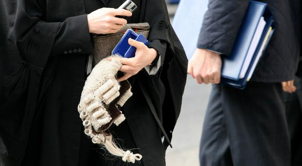 The involvement and rate of pay for a lawyer in a legal aid case is determined by the Department of Justice, rather than the individual professional. The average trial fee has fallen by 27% and other fees are set to be reduced by up to 68%