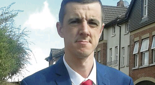 Sean Corrigan's death was suspicious, say police