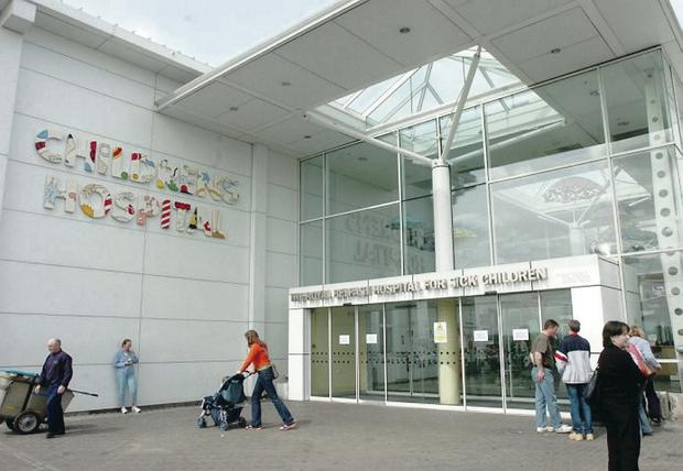 Northern Ireland's only dedicated children's hospital has had to cancel all planned surgeries