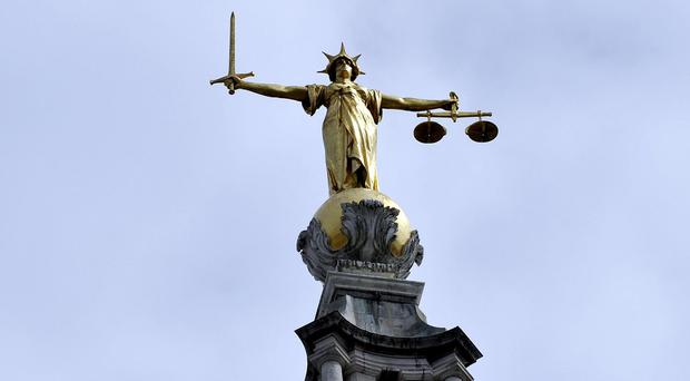 A man has appeared in court accused of voyeurism sex charges