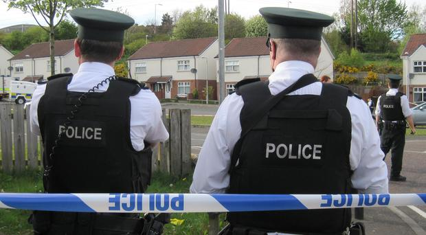 A delivery driver heard a number of shots in the Carlisle Road area on Belfast