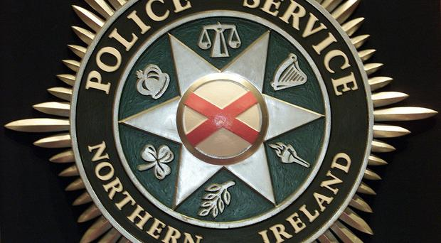 The PSNI has arrested a man aged 42 at an address in Newry