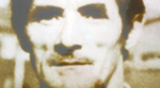 Joseph Murphy who was one of 10 people shot dead by British soldiers in west Belfast in 1971