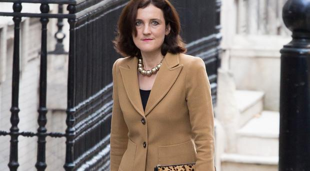 Secretary of State for Northern Ireland Theresa Villiers said fresh talks will be convened