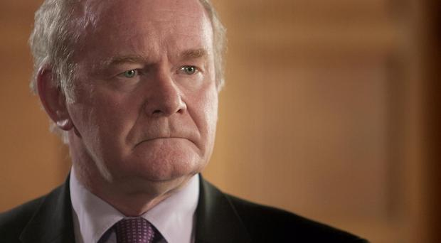 Martin McGuinness says talks need to be held without pre-conditions
