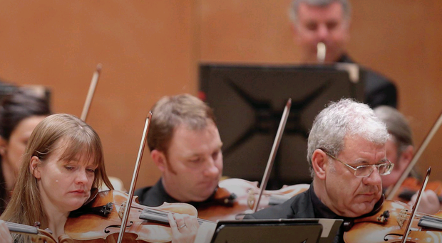 The Ulster Orchestra is facing an uncertain future
