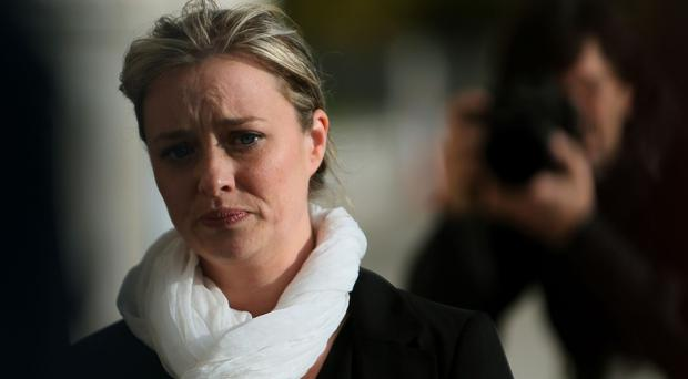 Maria Cahill has accused the republican movement of covering up allegations she was raped by an IRA man