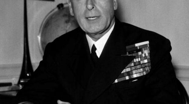Murdered: Lord Mountbatten