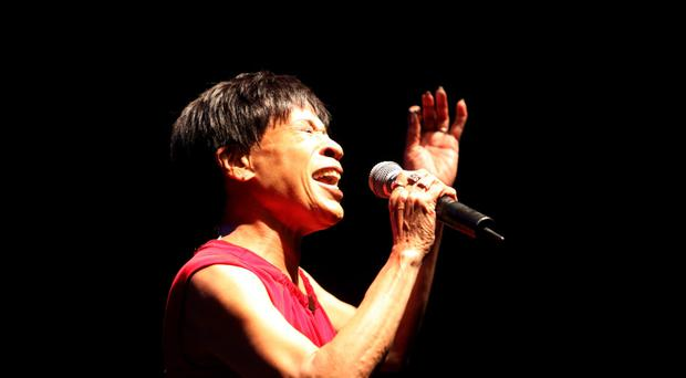Legendary American soulstress, Bettye Lavette