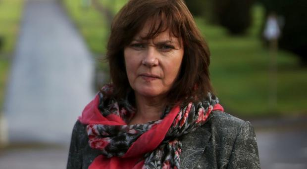 Junior minister Jennifer McCann faced calls to resign