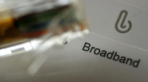 More than 8,000 homes and businesses across the region have access to faster broadband speeds as a result of the work