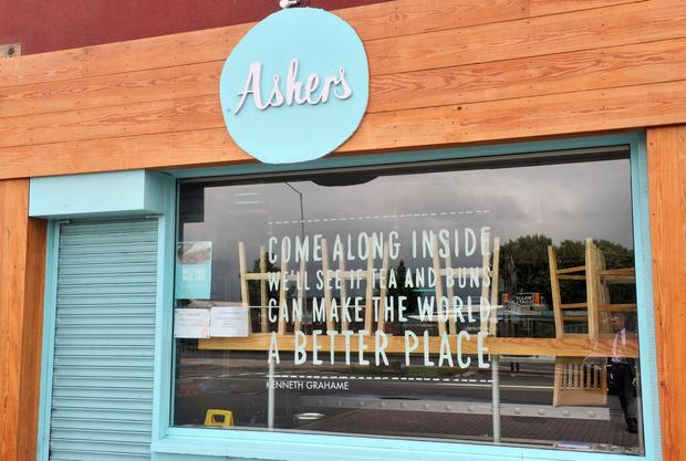 Ashers Bakery in Mallusk, County Antrim