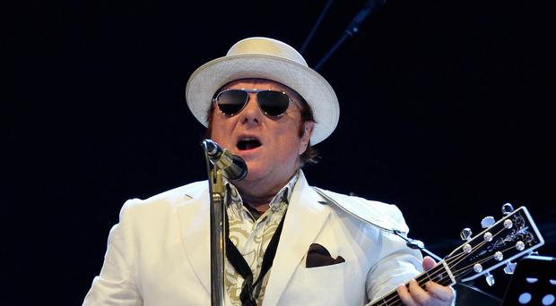 Van Morrison has written a letter relating to allegations that he fathered a child