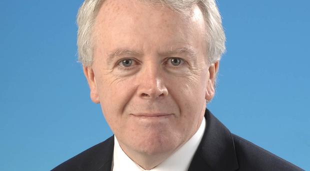 Auditor General Kieran Donnelly has called on the Social Security Agency to focus on efficiency savings (NI Audit Office)