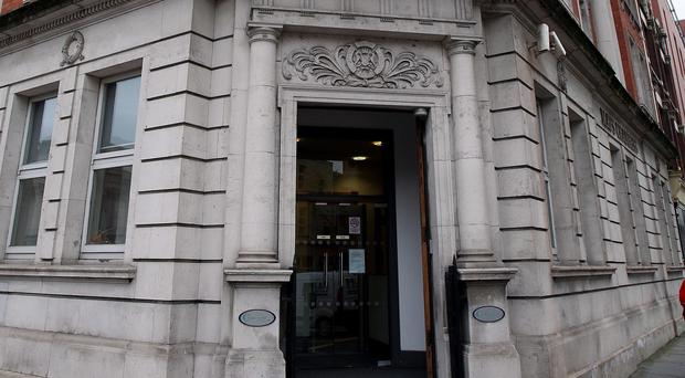 The hearing is being held at Mays Chambers in Belfast