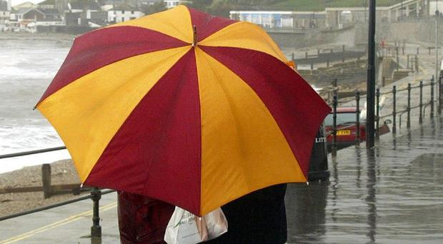 Strong winds and rain are forecast for parts of Britain