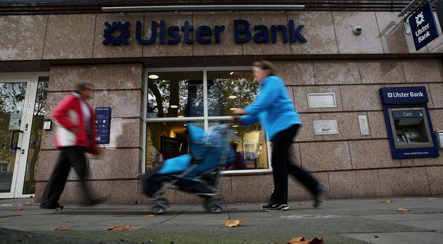 An IT failure at Ulster Bank was described by the Central Bank as