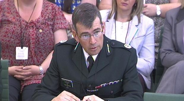 Deputy Chief Constable Drew Harris may be summoned to explain the purpose of 'legacy information seminars'