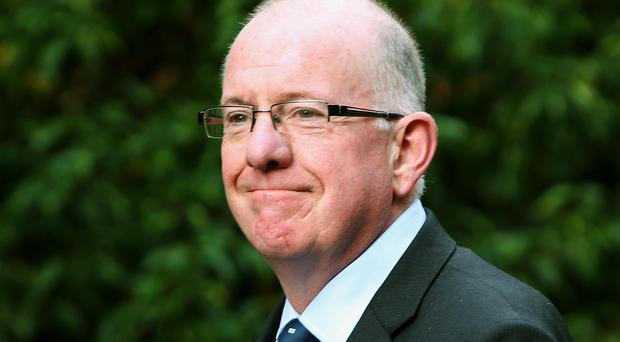 Irish foreign affairs minister Charlie Flanagan said good progress had been made