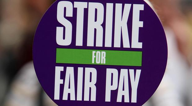 The threat of further strikes by council workers has been averted by the pay deal