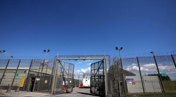 Maghaberry Prison houses all of Northern Ireland's dissident prisoners