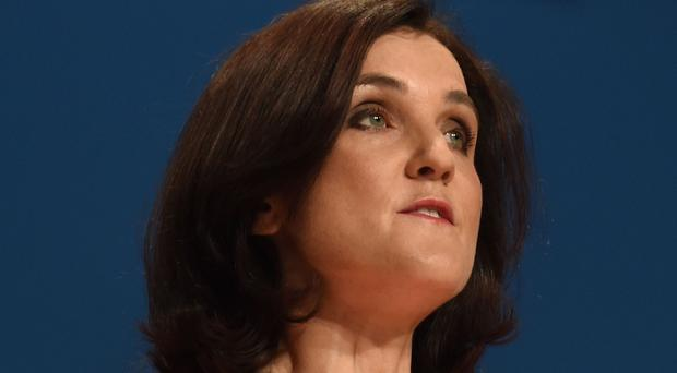 Theresa Villiers is due to submit a progress report to the Prime Minister