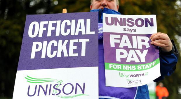 NHS health workers are to go on strike again