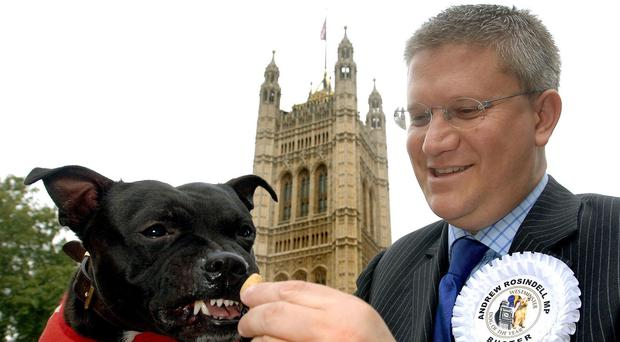 Andrew Rosindell pleaded for a parliament for England