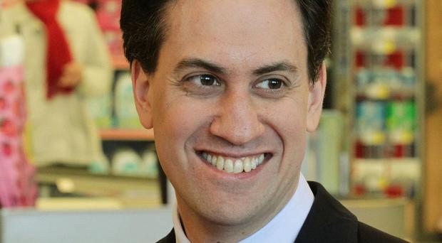 Ed Miliband says the people of Northern Ireland