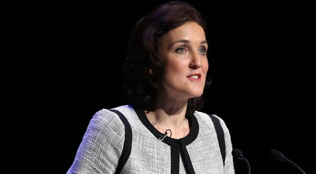 Northern Ireland Secretary Theresa Villiers earlier in the week issued a blunt statement rating the chances of agreement as