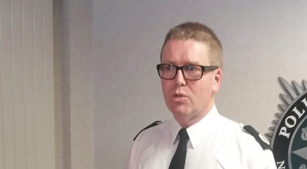 PSNI Assistant Chief Constable Will Kerr has said officers are ramping up security levels amid fears of dissident republican terror attacks in the run-up to Christmas