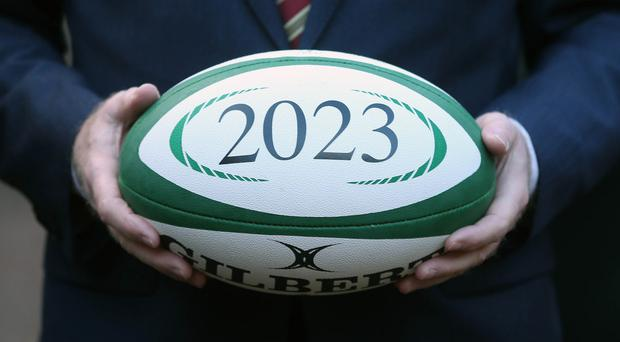 Ireland has bid to host the 2023 Rugby World Cup
