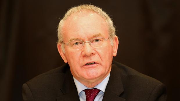 Martin McGuinness has effectively issued an 'all or nothing' ultimatum ahead of the climax of cross-party talks